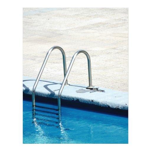Swimming Pool Flyers Zazzle
