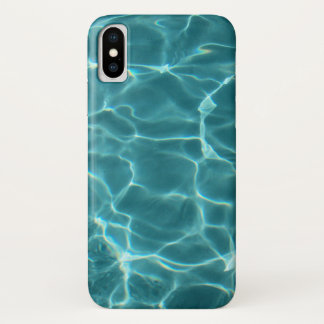 Swimming Pool iPhone X Case