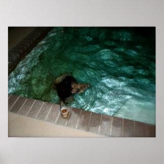 Swimming Poster