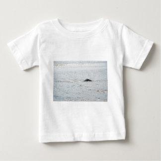 Swimming Seal Baby T-Shirt