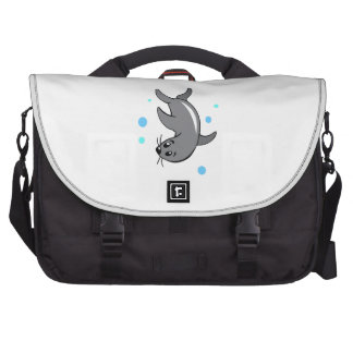 SWIMMING SEAL COMMUTER BAGS