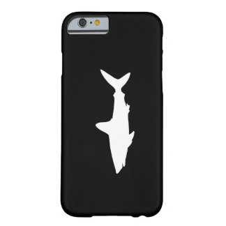 Swimming Shark Barely There iPhone 6 Case