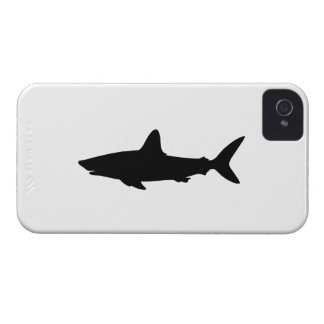 Swimming Shark iPhone 4 Cover