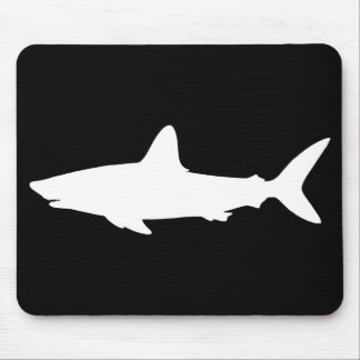 Swimming Shark Mouse Mat