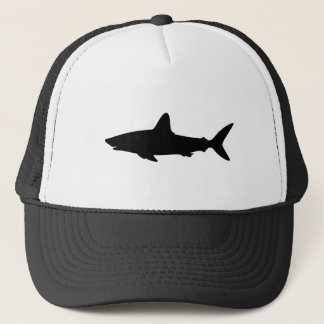 Swimming Shark Trucker Hat
