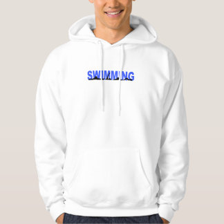 Swimming Silhouettes Hoodie