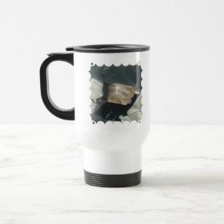 Swimming Stingray Travel Mug
