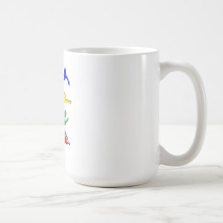Swimming Swimmers Water Sports Swim Basic White Mug