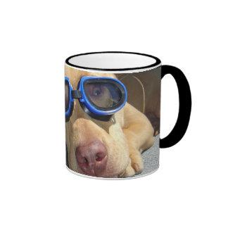 Swimming time coffee mugs