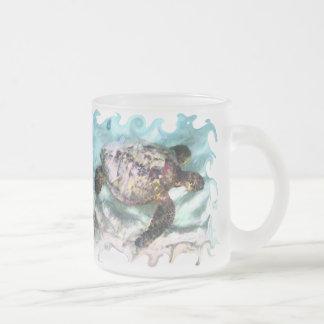 Swimming Turtle Mugs