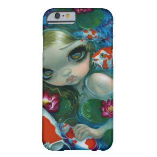 """Swimming with Koi"" iPhone 6 case"