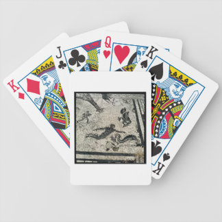 Swimming with the Dolphins, from the Frigidarium o Poker Deck