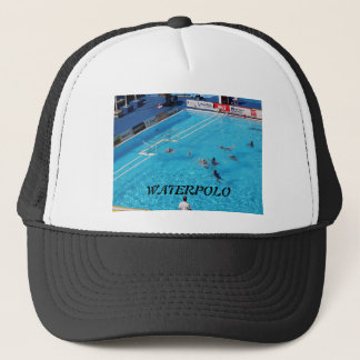 SWIMMING WORLD CHAMPIONSHIP ROME 2009 TRUCKER HAT