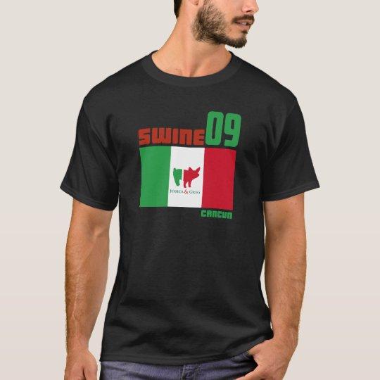 Swine 2009 Cancun Wedding T-Shirt