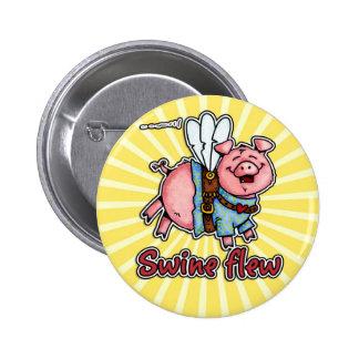 swine flew button