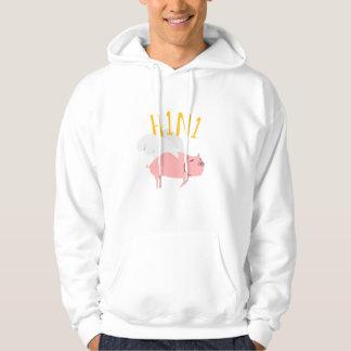 Swine Flew Sweatshirts