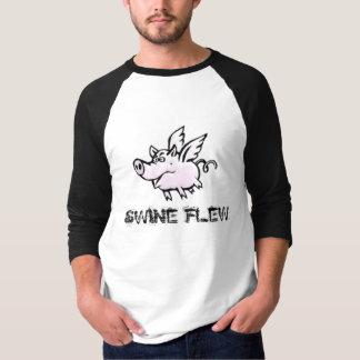 Swine Flew ? Tshirts