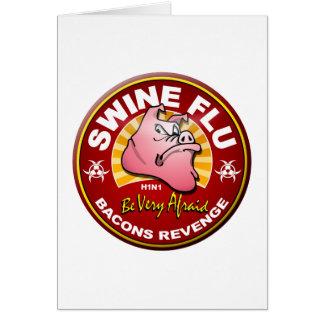 Swine Flu - Bacons Revenge! Cards