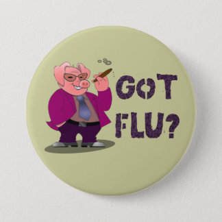 Swine Flu Button