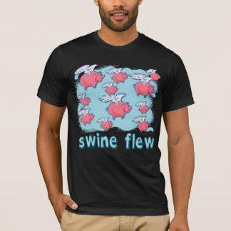 Swine Flu Humor Products T-Shirt