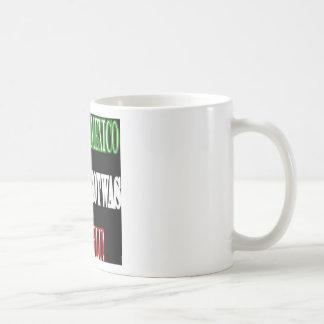 SWINE FLU CLASSIC WHITE COFFEE MUG