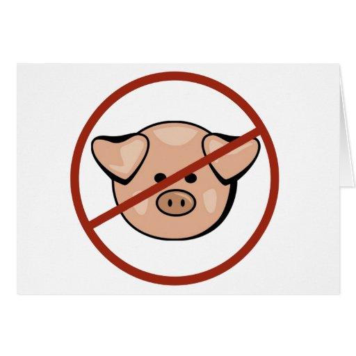 Swine Flu / Pork Cards