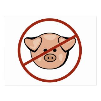 Swine Flu Postcards