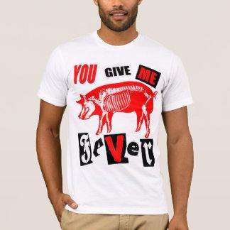 Swine Flu T-shirt I - A mega viral T-shirt - BBT96