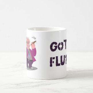 Swine Flue Mug