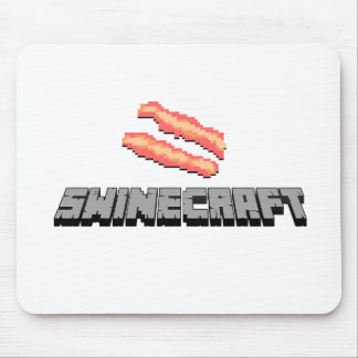 Swinecraft Mousepad
