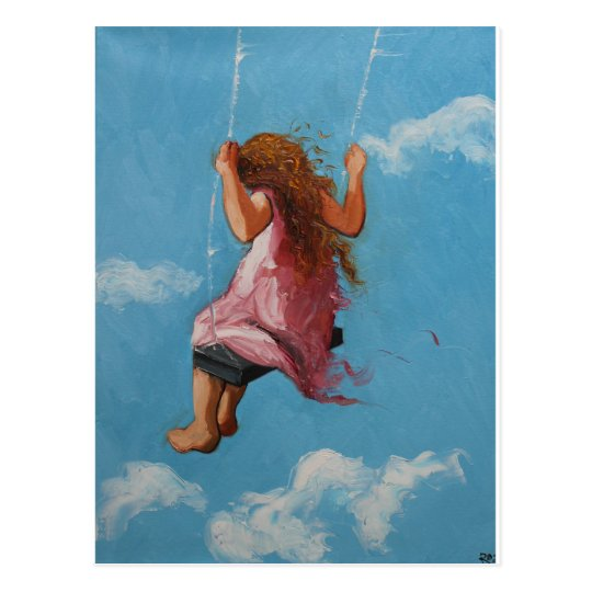 Swing#49 Postcard