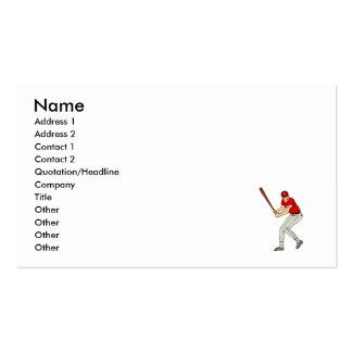 Swing Batter Pack Of Standard Business Cards