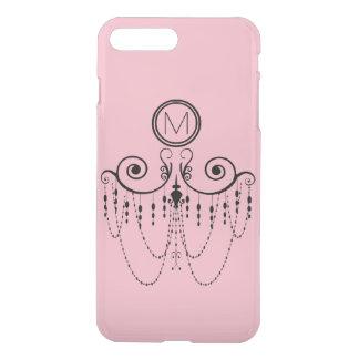 Swing Chandelier CHANGE COLOR Monogram - iPhone 8 Plus/7 Plus Case