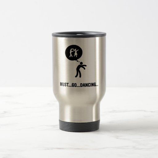 Swing Dancing Coffee Mugs