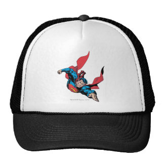 Swing from above mesh hat
