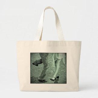 Swing Time Jumbo Tote Bag