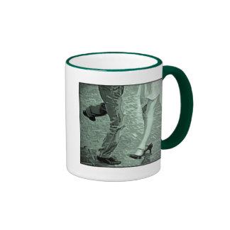 Swing Time Ringer Mug