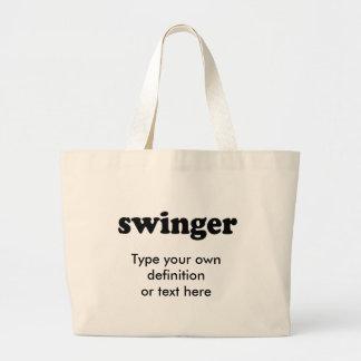 SWINGER CANVAS BAGS