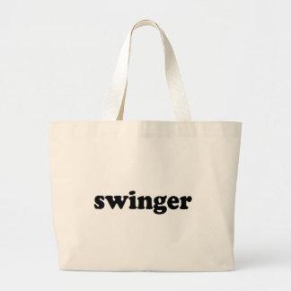 SWINGER CANVAS BAG