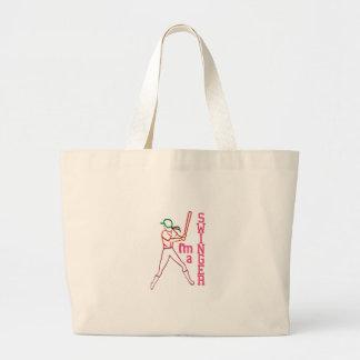 Swinger Girl Jumbo Tote Bag
