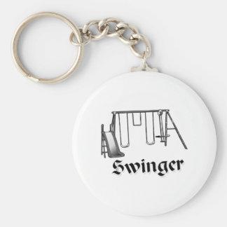 Swinger Key Chain