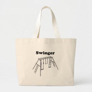 Swinger Large Tote Bag