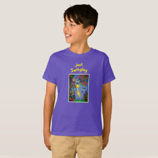 Swinging into Spring T-Shirt
