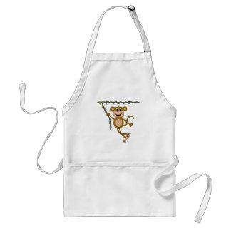 swinging monkey standard apron