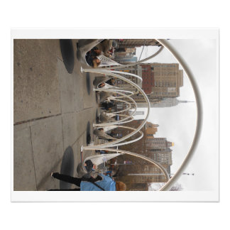 Swinging New York City Photo Print