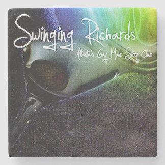 Swinging Richards, Atlanta, Coasters Stone Coaster
