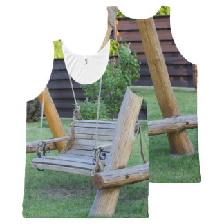 Swings All-Over Print Tank Top
