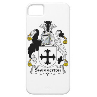 Swinnerton Family Crest Case For The iPhone 5