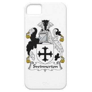 Swinnerton Family Crest iPhone 5 Cases