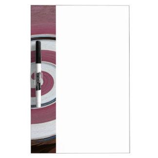 Swirl 01.02-Colors of Rust/Rost-Art Dry-Erase Whiteboard